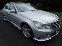 2009 MERCEDES E 350 CDI SPORT Blue Efficiency