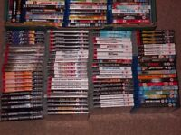 PLAYSTATION 3 GAMES £1 EACH AND BLU-RAYS £1 EACH