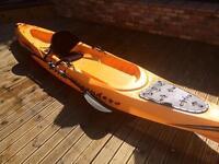Sea Touring Kayak With EXTRAS
