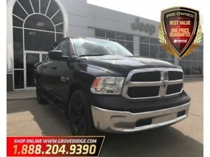 2016 Ram 1500 ST| Cloth| AUX| Bluetooth| 4X4