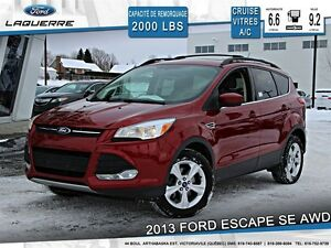 2013 Ford Escape **SE*AWD*BLUETOOTH*CRUISE*A/C**