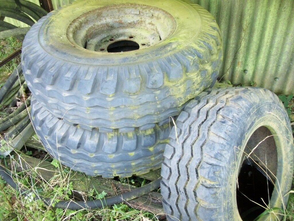 farm tyres and wheels