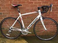 Merida ride 88 road bike, size 54.