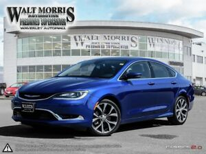 2016 Chrysler 200 C: LOADED, ACCIDENT FREE, TOP CONDITION