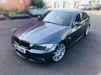 2008 BMW 320D M SPORT LCI FACELIFT 177 BHP AUTOMATIC AUTO 4 DR SALOON SUPERB BARGAIN