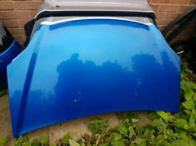 Honda civic type r type s bonnet blue 2001/2005