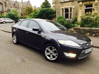 ford mondeo 2.0 TDCI 140 TITANIUM mot 11 months full ford service history just serviced