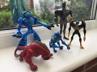 Any Ben 10 collectors out there?