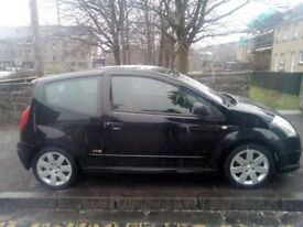 Citroen C2 VTR 1.6 2003 (53)**Automatic**December 2018 MOT**Trade In To Clear**ONLY £995!!!