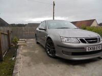 Saab 93 1.9 Tid 16v Vector Sport with Factory fitted Aero bodykit