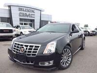 2013 Cadillac CTS Performance|3.6|AWD|Sunroof|Navi|Rear Cam