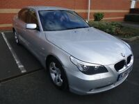BMW 5 Series 2.0 520d SE 4dr 2006, HPI CLEAR, LONG MOT, FULL LEATHER, AUTOMATIC