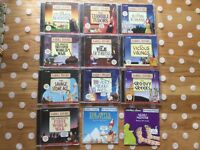 Horrible Histories Audiobook CD Complete Collection