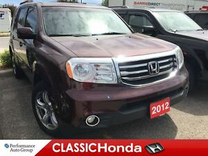 2012 Honda Pilot EX-L AWD LEATHER BACKUP CAMERA ALLOYS