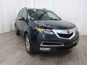 2013 Acura MDX Technology DVD Navigation Leather