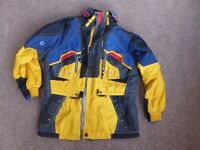 "Men's Ski Jacket Size L (38"" to 40"") by Rodeo"