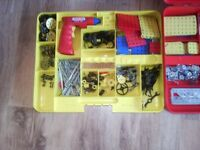 Large Meccano collection