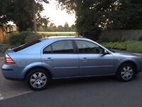 FORD MONDEO 1.8 ZETEC 8 MONTHS MOT FULL SERVICE HISTORY - 1 OWNER SINCE 2007 - ALLOYS - AIR CON -CD