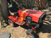 Westwood twin 2 16 T1600 ride on mower
