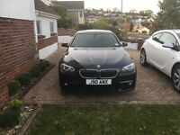 BMW 520d M SPORT F10 may swap for big auto