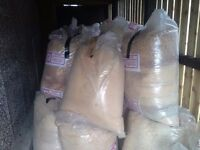 Shavings /saw dust for animal bedding horse and chickans