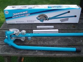 NEW SILVERLINE PIPE BENDERS AND GUIDES