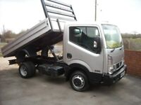 NISSAN CABSTAR TN400 3514 DCI TIPPER