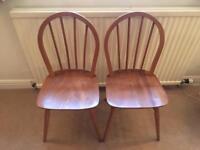 Ercol Windsor 400 Chairs