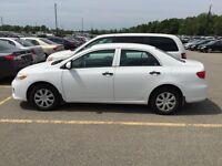 2012 Toyota Corolla 38S par semaine