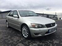 Lexus IS 200 Auto with Nav & Full leather FULLY LOADED CAR!!!