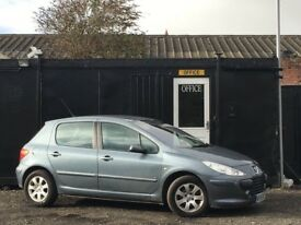 ★ PEUGEOT 307 1.4L 5 DOOR + LOW 79K MILES + NEW SHAPE ★