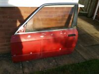 Bmw e30 passenger door