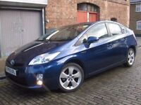 TOYOTA PRIUS T SPIRIT 60 REG HYBRID ELECTRIC NEW SHAPE @@ PCO UBER READY FOR WORK @ 5 DOOR HATCHBACK