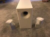 Bose acoustimass 5 series 3 speaker system