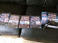 COMPLEAT SERIES OF CRUSADE IN THE PACIFIC 12 EPISODES IN BOTH DVD