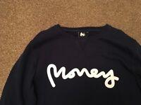 Men's Genuine Money Sweatshirt