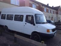2005 (55) ldv convoy 16 seater minibus, 1 owner, no mot , £1050