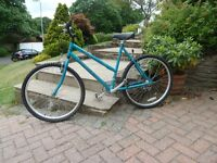 Lady's 'Vixen' bicycle.