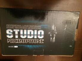 Studio professional microphone
