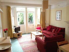 Pretty 1 bedroomed garden flat, 1 minute from Preston Park.