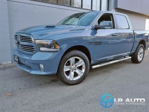 2015 Ram 1500 Sport Crew Cab! Loaded! Easy Approvals!
