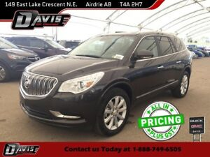 2017 Buick Enclave Premium AWD, DUAL PANEL MOONROOF, HTD/CLD...