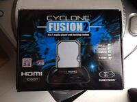 Sumvision Cyclone 2 - 1080P Media Player/Docking Station Boxed