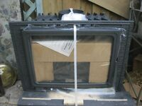 BRAND NEW BLACK MULTI FUEL STOVE. IN ORIGINAL PACKAGING. FOYER 700 ECO. VIEW/DELIVERY AVAILABLE