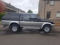 L200 all new suspension front and back mot 1 year 24/04/18