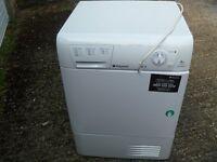 hotpoint tumble dryer aquarius tcm580