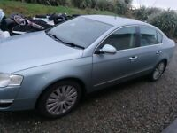 Volkswagen, PASSAT, Saloon, 2009, Manual, 1968 (cc), 4 doors