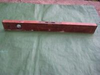 Jerome and Sons of Birmingham Vintage Number 77 Wooden Spirit Level for £4.00