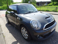 MINI HATCH COOPER 1.6 COOPER S 3d 184 BHP 2 PREVIOUS KEEPER + BLUETOOTH + FULL SERVICE RECORD ++