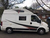 Fantastic Sized 2005 Fiat Campervan ready to go